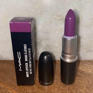 MAC Matte Lipstick in Heroine
